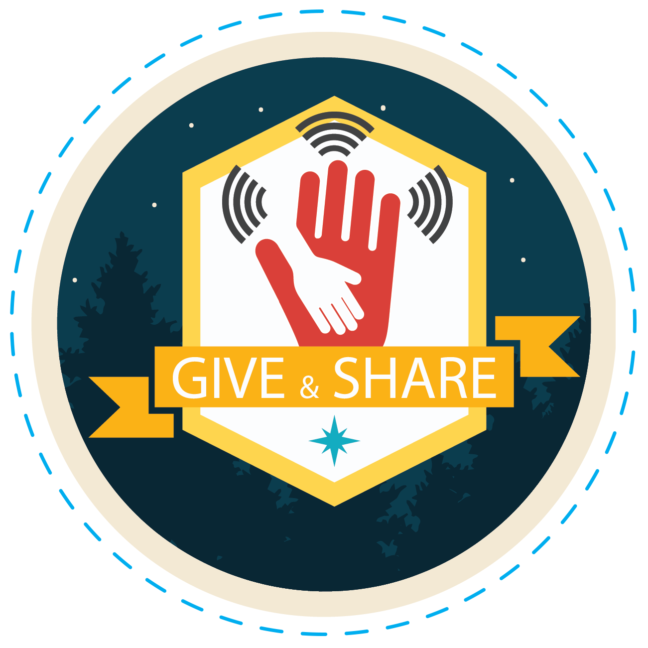 Give & Share